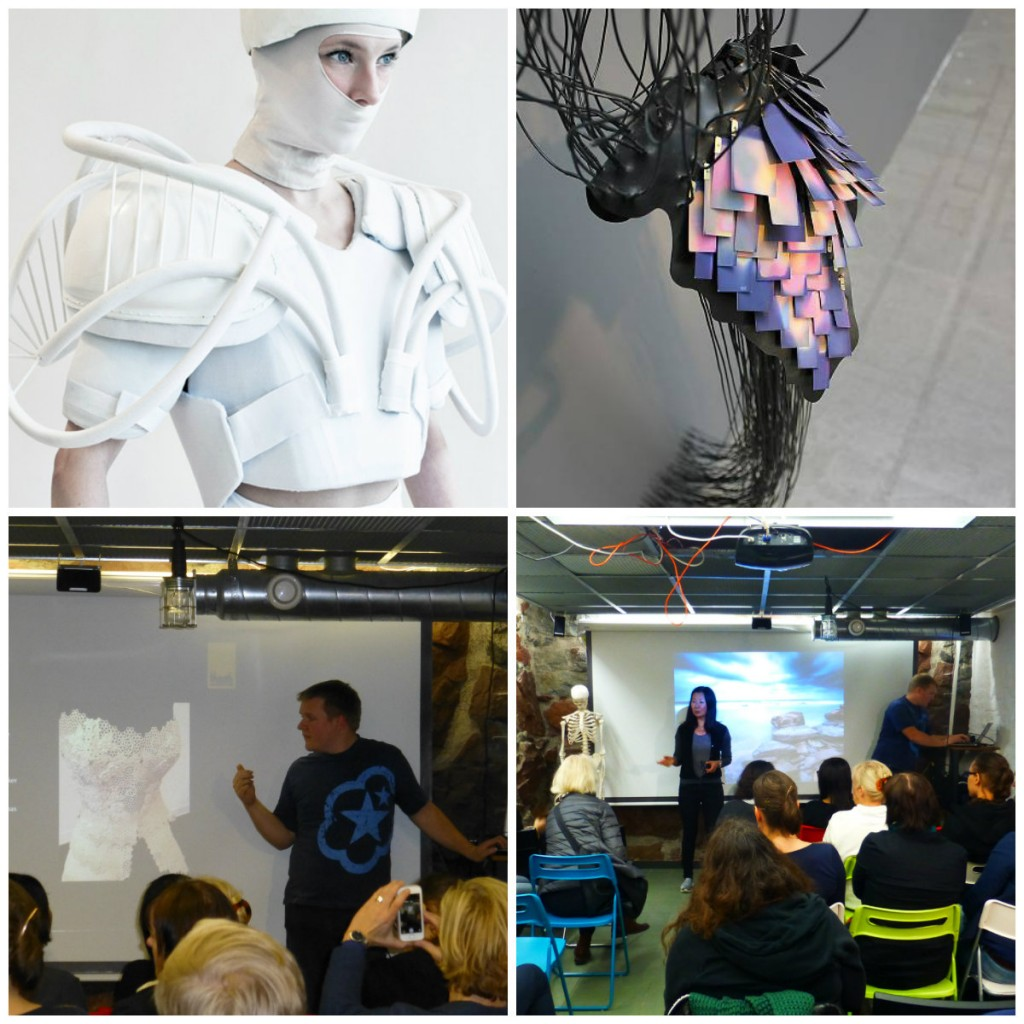 GeekGirl+ meetup at Stockholm Makerspace 21st of October 2014