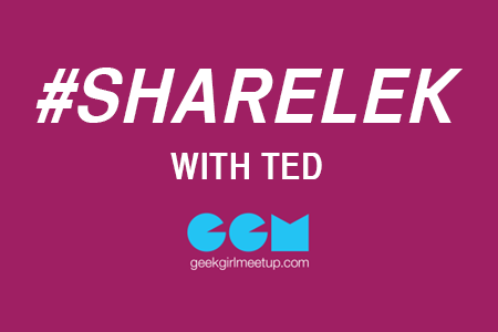 Sharelek with TED