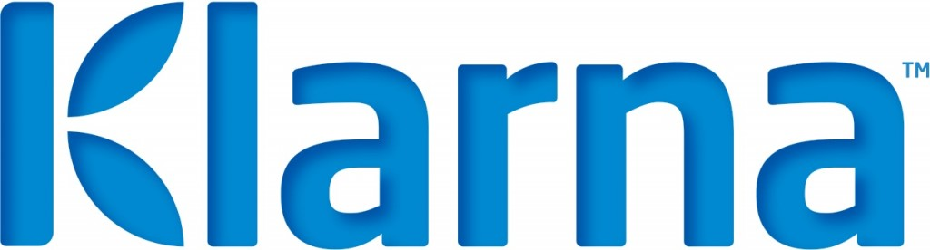 Sponsor logotype for Klarna