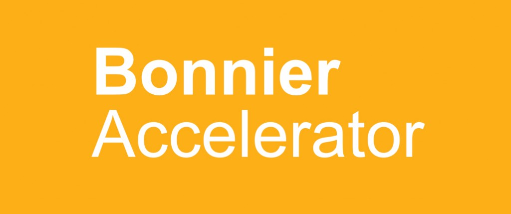 Sponsor logotype for Bonnier
