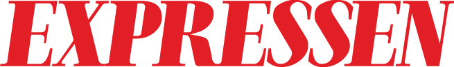 Sponsor logotype for Expressen