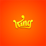 Sponsor logotype for King